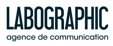 LABOGRAPHIC • Agence de communication à Béziers Logo
